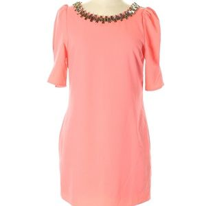 NWT | Alice Moon | pink | dress | large | jewel |